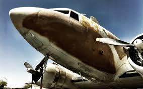 DC3 i Utrippan